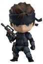 Metal Gear Solid Nendoroid Actionfigur Solid Snake 10 cm