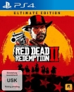 Red Dead Redemption 2  Ultimate Edition - Playstaion 4