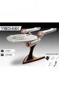Star Trek Level 5 Modellbausatz mit Sound & Leuchtfunktion 1/600 USS Enterprise NCC-1701