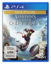 Assassin´s Creed Odyssey  Gold Edition - Playstation 4