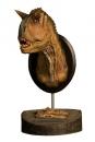 Paleontology World Museum Collection Series Büste Carnotaurus Female Green Ver. 25 cm