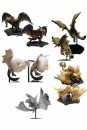 Monster Hunter Sammelfiguren 10 - 15 cm CFB MH Standard Model Plus Vol. 10 Sortiment