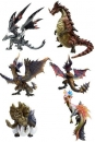 Monster Hunter Sammelfiguren 10 - 15 cm CFB MH Standard Model Plus Vol. 8 Sortiment