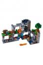 LEGO® Minecraft™ Abenteuer in den Felsen