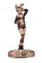 DC Comics Bombshells Statue Harley Quinn Sepia Tone Variant 27 cm