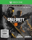 Call of Duty 15: Black Ops 4  Pro Edition - XBOX One