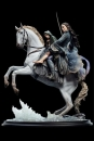 Herr der Ringe Statue 1/6 Arwen & Frodo auf Asfaloth 40 cm