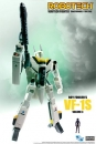 Robotech Veritech Micronian Pilot Collection Actionfigur 1/100 Roy Fokker VF-1S 15 cm