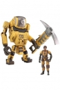 Acid Rain Action Mecha Actionfigur 1/18 Laurel Worker 18 cm