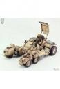 Acid Rain Action Mecha Fahrzeug mit Minifigur 1/18 Speeder MK.II (Sand) 23 cm