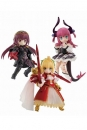 Fate/Grand Order Desktop Army Actionfiguren 8 cm Sortiment Nero & Elizabeth & Scasaha