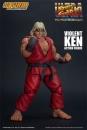 Ultra Street Fighter II: The Final Challengers Actionfigur 1/12 Violent Ken 15 cm