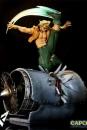 Street Fighter War Heroes Diorama 1/6 Charlie Nash 51 cm