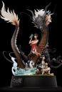 The Balance of Nine Skies Statue 1/7 Azure Dragon by PKking 50 cm