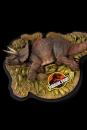 Jurassic Park Diorama 1/35 Sick Triceratops