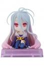 No Game No Life Bishoujo Character Collection Minifigur Shiro 6 cm