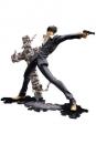 Trigun Badlands Rumble ARTFX J Statue 1/8 Nicholas D. Wolfwood Renewal Package Version 20 cm