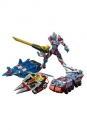 SSSS.Gridman Actibuilder Actionfigur Gridman Deluxe Version Full Power 10 cm