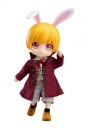 Original Character Nendoroid Doll Actionfigur White Rabbit 14 cm