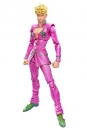 JoJos Bizarre Adventure Super Action Actionfigur Giorno Giovanna 16 cm