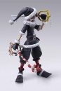 Kingdom Hearts II Play Arts Kai Actionfigur Sora Christmas Town Ver. 21 cm