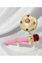 Sailor Moon Proplica Replik Verwandlungsbrosche & Verwandlungsfüller Set Tamashii Web Exclusive