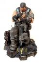 Gears of War 3 Collectors Edition PVC Statue Marcus Fenix 28 cm