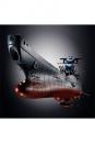 Space Battleship Yamato 2202 Soul of Chogokin Diecast Modell GX-86 Yamato 42 cm