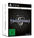 Kingdom Hearts III  DeLuxe Edition - Playstation 4 -