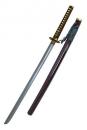 Gintama Schaumstoff-Schwert mit Holzgriff Katsura Kotaro 99 cm