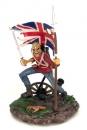 Iron Maiden Legacy of the Beast PVC Statue 1/10 Trooper Eddie 25 cm