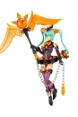 Megami Device Chaos & Pretty Plastic Model Kit 1/1 Magical Girl Darkness 14 cm