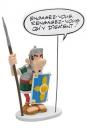 Asterix Collectoys Comics Speech Statue Der Römer 18 cm *Französische Version*