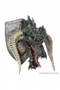 Dungeons & Dragons Wandtrophäe Black Dragon (Schaumgummi/Latex) 81 cm