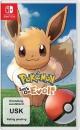 Pokemon: Let´s Go, Evoli!- Nintendo Switch