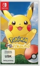 Pokemon: Let´s Go, Pikachu! - Nintendo Switch