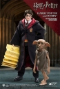 Harry Potter Real Master Series Actionfiguren Doppelpack 1/8 Harry & Dobby 16-23 cm