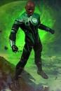 DC Comics Actionfigur mit Leuchtfunktion 1/12 John Stewart - The Green Lantern 17 cm