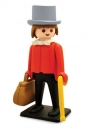 Playmobil Vintage Collection Figur Bänker 21 cm
