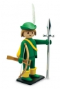 Playmobil Vintage Collection Figur Bogenschütze 21 cm