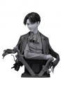 Attack on Titan Statue 1/3 Levi Up Figure Gray Ver. 25 cm
