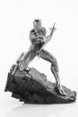 Marvel Pewter Collectible Statue Spider-Man Webslinger 12 cm