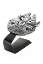Star Wars Episode V Pewter Collectible Replik 1/144 Millennium Falke 20 cm
