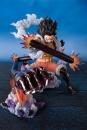 One Piece FiguartsZERO PVC Statue Monkey D. Ruffy Gear 4 Snakeman King Cobra 16 cm