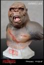 Predators Predatory Scale Büste Gorilla 12 cm