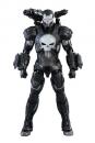 Marvel Future Fight Video Game Masterpiece Actionfigur 1/6 The Punisher War Machine Armor 32 cm