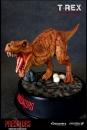 Predators Predatory Scale Statue T-Rex 23 cm