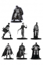 Batman Black & White PVC Minifiguren 7er-Pack Box Set #3 10 cm