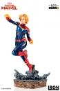 Marvel Comics BDS Art Scale Statue 1/10 Captain Marvel 20 cm
