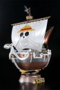 One Piece Chogokin Diecast Modell Going Merry 20th Memorial Edition 28 cm